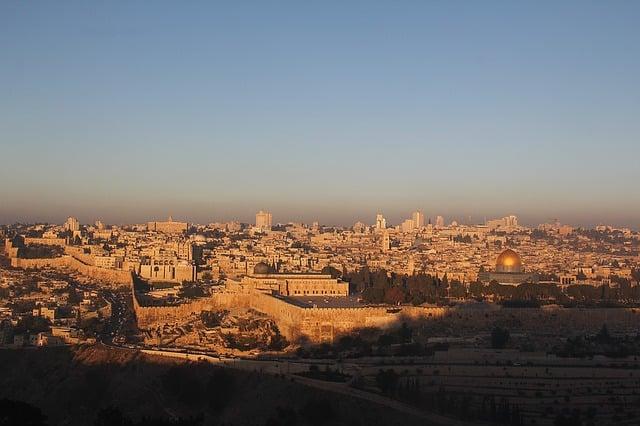 המדריך להובלות בירושלים